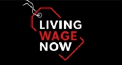 Living Wage Now Logo
