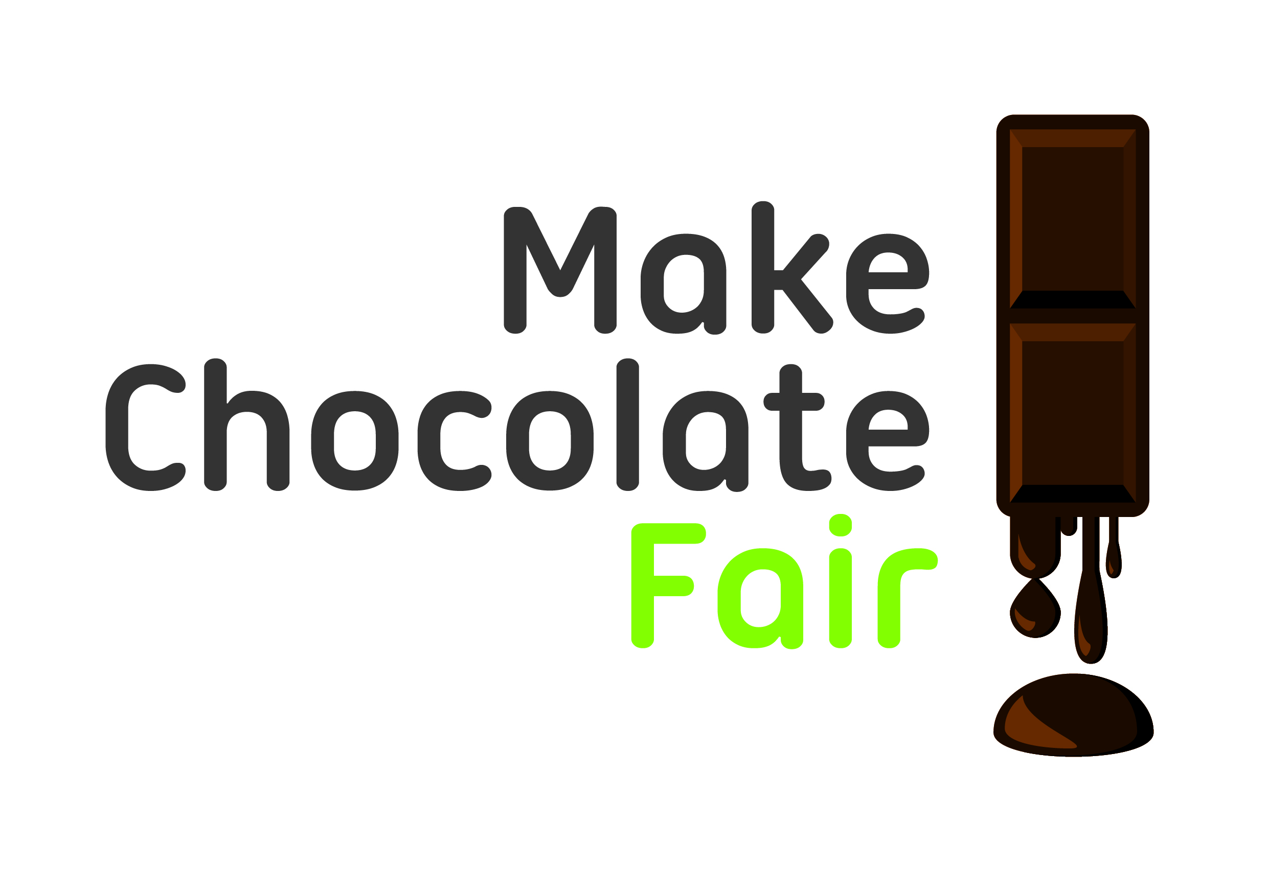 Make Choclate Fair Logo